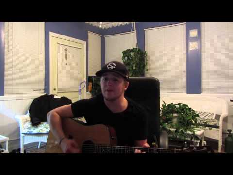 Timmy Pierce-Carolina-Parmalee-Acoustic-Cover