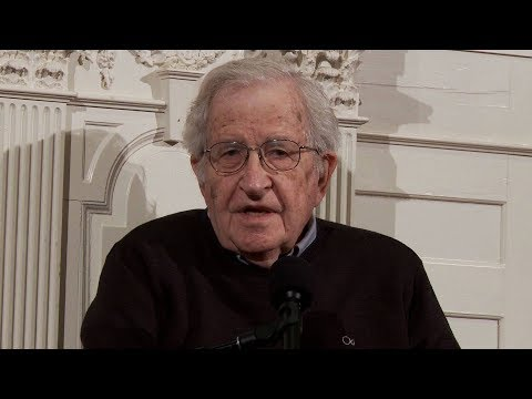 Part 1: Noam Chomsky on Climate Change, Nukes, Syria, WikiLeaks & More