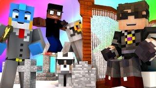 Minecraft Mini-Game : DO NOT LAUGH (DETECTIVE QUENTIN?!) w/ Facecam