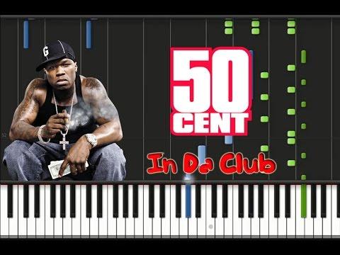50 Cent - In Da Club Piano Cover - YouTube