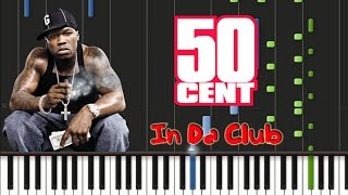 50 Cent - In Da Club Piano Cover