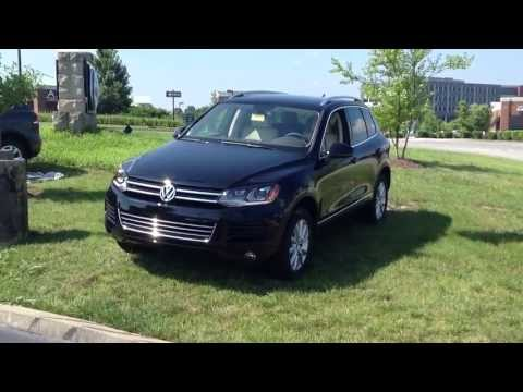 2013 Volkswagen Touareg - Hallmark Volkswagen Cool Springs - Franklin, TN