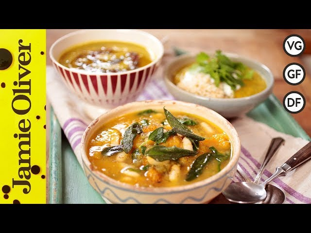 Easy Vegetable Soup - Three Ways | Anna Jones