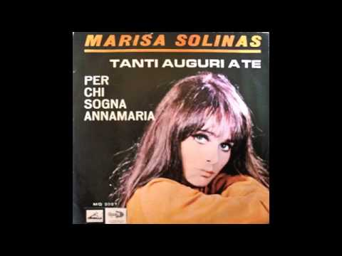 MARISA SOLINAS  TANTI AUGURI A TE