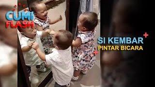 Sudah Bisa Bicara, Bayi Kembar Cynthia Lamusu Bikin Gemesss - CumiFlash 06 April 2018