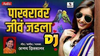 DJ पाखरावर जीव जडला DJ Pakhravar Jeev Jadla Marathi Song Sumeet Music