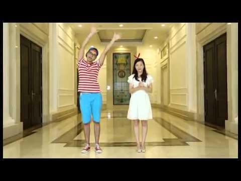 """Nhảy cùng BiBi số 1 năm 2015 - """"Dậy sớm"""" - CLB Hồ Thiên Nga (Hothiennga.vn)"""