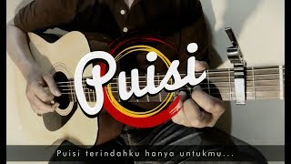 Jikustik - Puisi (Acoustic Cover) | Fingerstyle Guitar