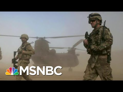 Partial Truce Between U.S. And Taliban Set To Begin Ahead Of Broader Deal | Hallie Jackson | MSNBC