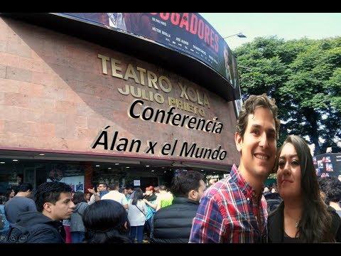 ALAN X EL MUNDO Conferencia / 1 Millón