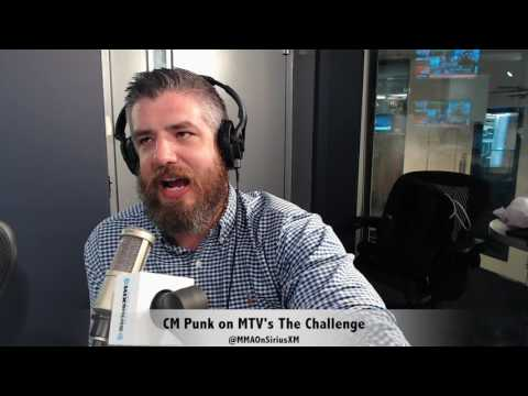 CM Punk on MTV's The Challenge: Time to Refocus on MMA