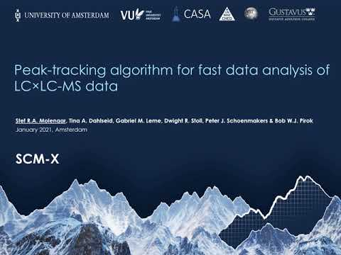 Download Pitch: Peak-tracking algorithm for fast data analysis of LC×LC-MS data