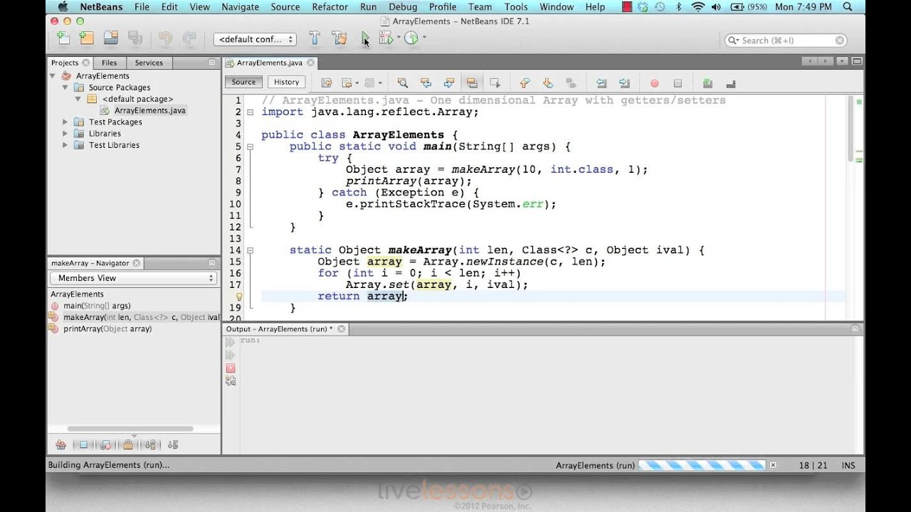 New to Java Programming Center - Reference