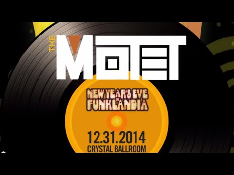 The Motet: New Year's Eve in Funklandia