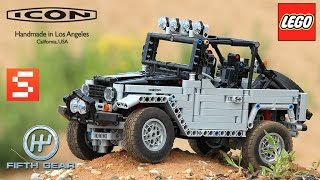 Fifth Gear Lego