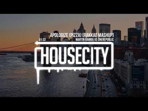Martin Garrix vs OneRepublic - Apologize (Pizza) [RAKKAE Mashup]
