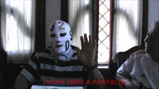 Matematico habla sobre la perdida de la mascara de Matematico Jr.