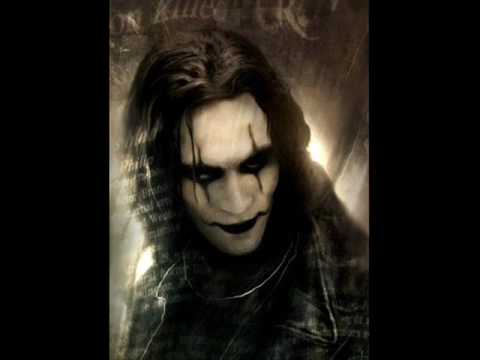 Brandon Lee-The Crow Soundtrack (Guitar Solo)