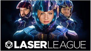 LASER LEAGUE - High 5 mit fisHC0p und aSmoogl [Beta]