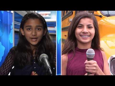 Menlo Park Elementary School PBSIS Mock Newscast