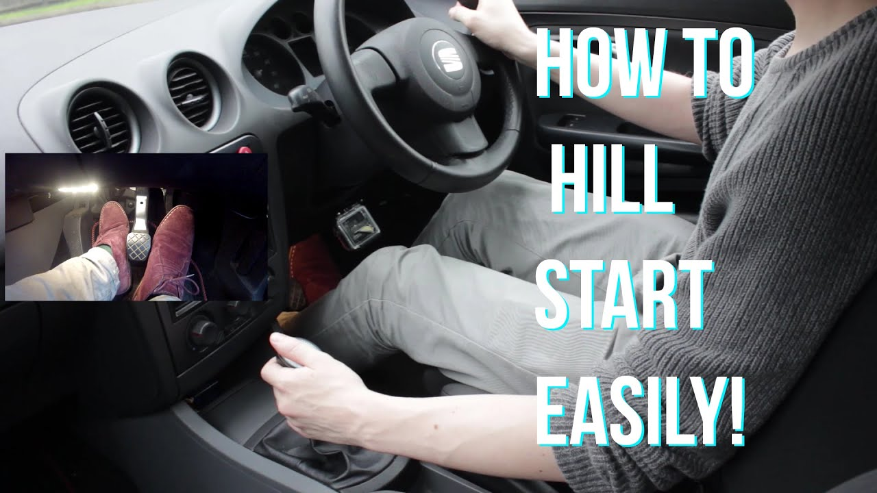 How To Start A Stick Shift >> How To Hill Start A Manual Car Every Time Without Stalling
