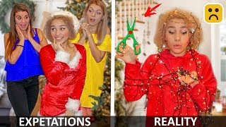 Expectations vs Reality! New Year's