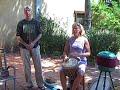 Raymond Powers & Judy Piazza in Ojai