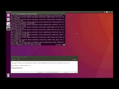 How to install ODOO 11 (Open source ERP)  on Ubuntu