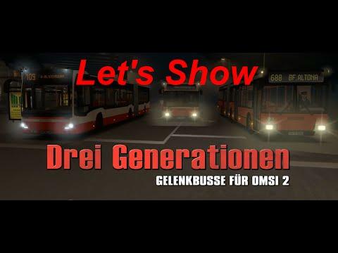 [Drei Generationen Addon] Info's zum Gelenkbus  