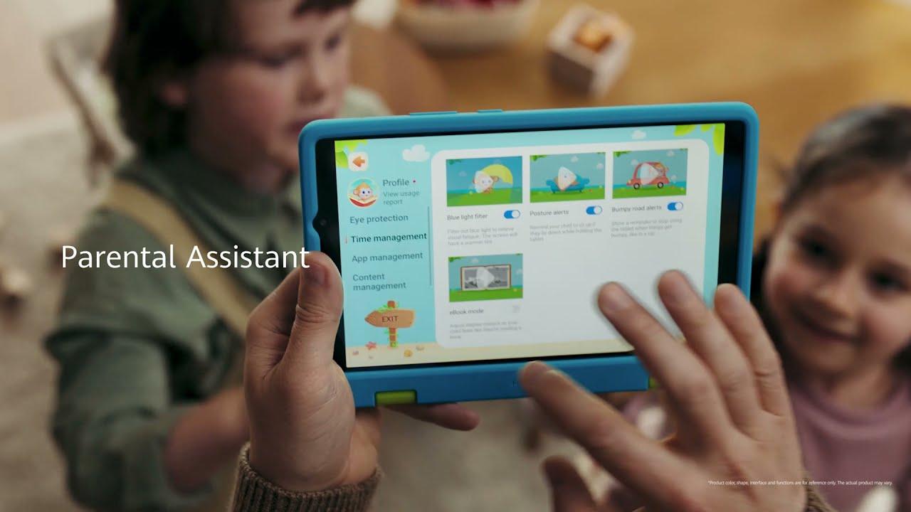 HUAWEI MatePad T 10 Kids Edition - 60s PV #HUAWEIMatePadT10KidsEdition