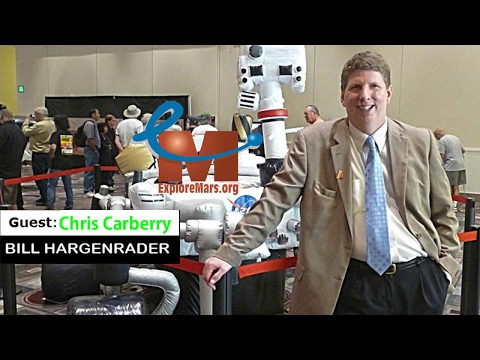 I Love Mars - Chris Carberry of Explore Mars interviewed by Bill Hargenrader