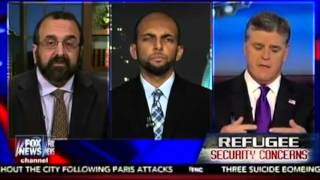 Ahmadiyya‬ Muslim Community spokesperson Qasim Rashid talks to Sean Hannity on Fox News