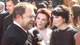 Game of Thrones Cast: Primetime Emmys Red Carpet 2011