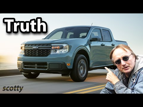 The Truth About the New Toyota Tacoma and Ford Maverick