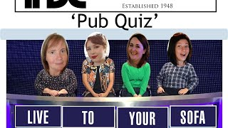 IHDC's Pub Quiz Live ! - 2nd May 2020
