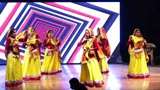 Best Dance Performance on Mix Pahadi Kumauni Song at HIMALA 2019