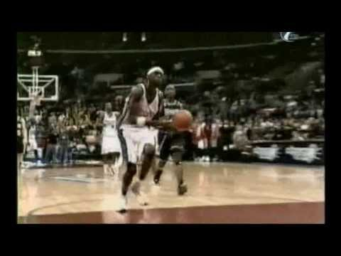 NBA Highlights of the 2001-02 Season