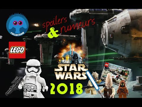Lego Star Wars the last jedi and 2018 sets - YouTube