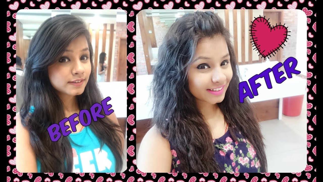 No Heat Curls Overnight How To Curl Hair Youtube