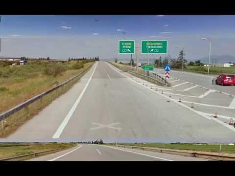 Google Street view maps Greece-Hungary (1.602km roadtrip) ready SMARTTIMES 2015