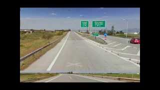 Google Street view maps Greece-Hungary (1.602km roadtrip) ready SMARTTIMES 2015 Free HD Video