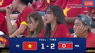 #เหงียนตกรอบแรก ไฮไลท์เวียดนาม 1-2 เกาหลีเหนือ ฟุตบอลU23ชิงแชมป์เอเชีย2020 Vietnam Vs DPR Korean