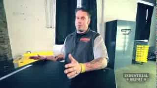 Bolt Bins, Cabinets, & Heavy Work Tables, Host By Tim Strange