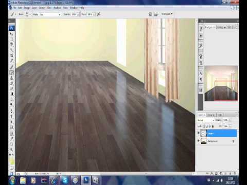 Interior Design Tutorial With Photoshop