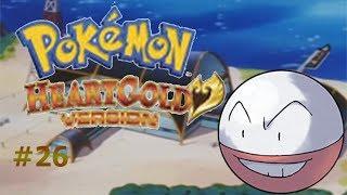 Desactivción de las ondas dañinas/Pokemon Heart Gold #26