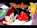 PINOCHO CANCION - Dibujo animado nuevo