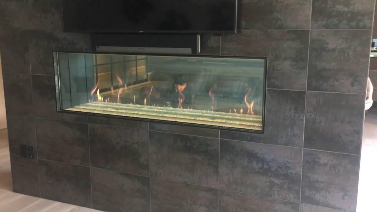 davinci fireplace youtube