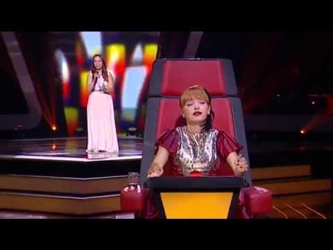 "Joana Ferreira - ""Chandelier""  Provas Cegas  The Voice Portugal  Season 3"