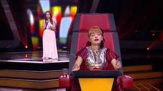Joana Ferreira - Chandelier | Provas Cegas | The Voice Portugal | Season 3
