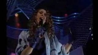 Taja Sevelle - Love Is Contagious (totp Mar. 1988)